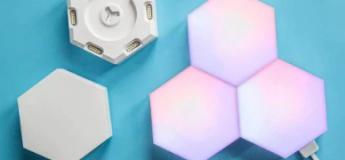 Les blocs lumineux intelligents Lifesmart LS160 à -40% en ce moment