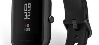La montre connectée Amazfit Bip Lite disponible en pré-commande avec 29% de réduction