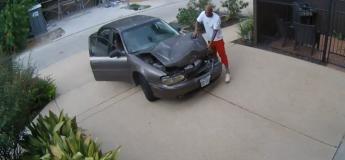 Voici une technique parfaite pour réparer la carrosserie d'une voiture cabossée (Vidéo)