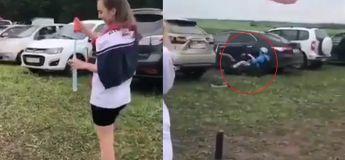 On peut jamais s'ennuyer en Russie, avec ce qui se passe d'anormal dans la vie quotidienne