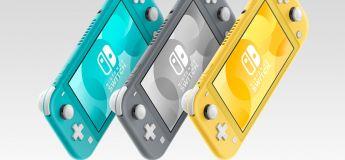 Nintendo sort une nouvelle console : la Nintendo Switch Lite