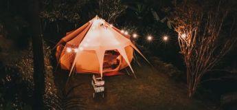 Et pourquoi pas les campings de luxe pour les vacances ?