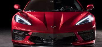 Chevrolet dévoile enfin sa corvette C8