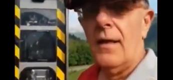 Comment la Savoie deviendra un état indépendant selon cet homme qui ruine un radar (vidéo)