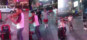 Tout ce qui se passe en New York est spécial, et cette vidéo est la preuve de ça