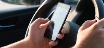 Le téléphone au volant, c'est maintenant la suspension de permis direct !