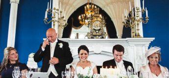 Des photos de mariage qui n'en sont pas vraiment