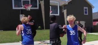 Basket : un jeune postérise un policier ! Son équipier l'arrête après ce meurtre !