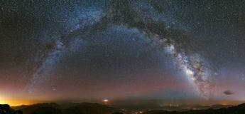 Des chercheurs ont montré que la galaxie n'est pas plate dans un nouveau modèle 3D de la Voie Lactée