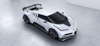 Centodieci, la nouvelle merveille de Bugatti rendant hommage à l'EB 110