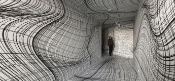 Cet artiste spécialiste des illusions crée des pièces qui vous feront croire que les murs vous font signe