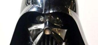 Le casque authentique de Dark Vador sera mis aux enchères en septembre