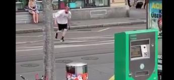 Oseriez-vous faire un saut aussi risqué et impressionnant ?