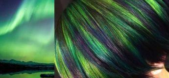 Une styliste s'inspire de la nature pour créer d'incroyables oeuvres d'art avec les cheveux