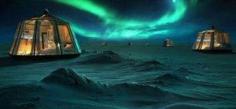 Ce nouvel hôtel atypique situé au Pôle Nord facture ses clients 100 000 dollars pour un séjour inoubliable