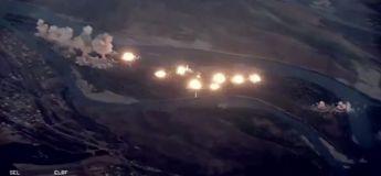 Irak : L'armée américaine a bombardé une île habitée par l'État islamique