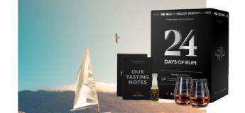 Gagnez un Calendrier de l'Avent spécial RHUM – le tour du monde en 24 rhums avec Tuxboard et Boutique-rhum.com