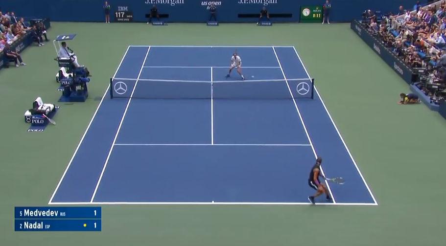finale us open 2019 video