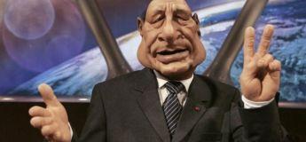Jacques Chirac, le Roi des Guignols de l'info