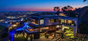Découvrez l'intérieur de la plus grande maison à vendre à Hollywood (1863 m2 pour 43,9 millions de dollars)