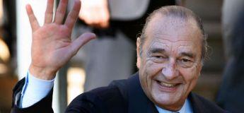 Mort de Jacques Chirac, les réactions se multiplient (vidéos)