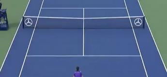 Le point MAGISTRAL de Grigor Dimitrov en 8e de finale de l'US Open face à Alex De Minaur