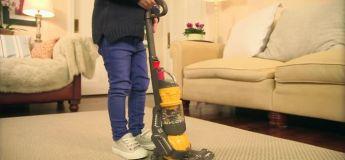 L'aspirateur pour enfant, un jouet abordable qui plaît aux petits et grands