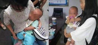 En Chine, une femme met au monde des jumeaux et les vend pour s'acheter un Smartphone