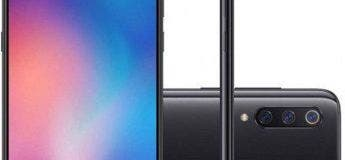 Prix réduit sur le Xiaomi Mi 9 SE 64 Go ou 128 Go, à partir de 255,08 €