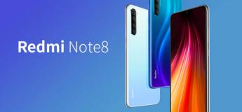 Un prix attractif sur le Xiaomi Redmi Note 8 à moins de 185 euros !