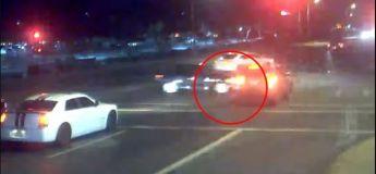 Une collision de voitures a sauvé la vie de 3 personnes