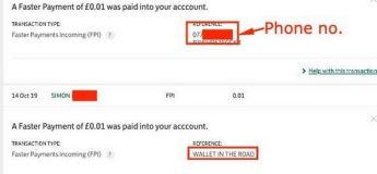 Un étranger a trouvé un portefeuille perdu et utilise une astuce bancaire géniale pour contacter le propriétaire