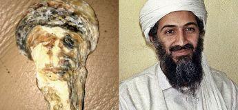 Une femme a trouvé un coquillage qui ressemble à Oussama Ben Laden