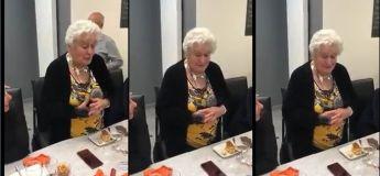 Cette Mamie de 90 ans est devenue la star du web avec sa blague « gentiment salace »