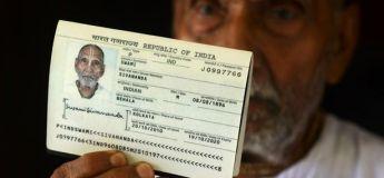 L'homme le plus âgé au monde a déconcerté le personnel d'un aéroport lorsqu'il a présenté son passeport
