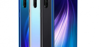 Le Xiaomi Redmi Note 8 Noir ou Bleu à 182,63 €