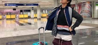 Une passagère enfile tous ses vêtements pour éviter de payer des frais d'excédent de bagages