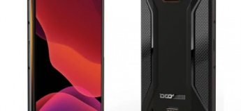 Le smartphone Doogee S95 Pro 128 Go à 299€ avec des airpods de la marque offerts aux plus rapides