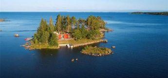 En Suède, il est tout à fait possible d'acheter une île au prix d'une maison à Paris