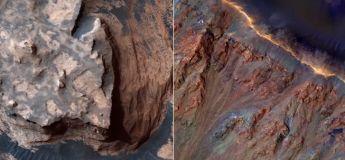 La Nasa a sorti les premières images haute définition de la planète Mars et c'est stupéfiant !