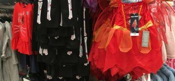 Les costumes pour Halloween vendus en magasin sont néfastes pour l'environnement