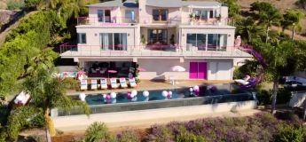 Une réplique de la maison de rêve de Barbie à Malibu sera ouverte pour 4 invités