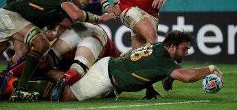 Rugby : Le « C'est rentré comme papa dans maman » du commentateur a fait réagir les internautes