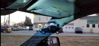 Une adolescente de 14 ans arrive à résoudre les problèmes des angles morts dans les véhicules
