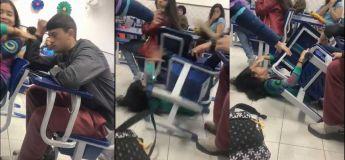 Cette jeune fille a connu sa mauvaise journée