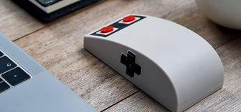 NEEEEED : La souris NES N30 imaginé par BitDo (et en vente)