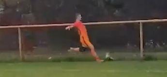 Un footballeur croate écope d'un carton rouge pour avoir tué une poule en plein match