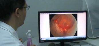 Une femme a temporairement perdu la vue après avoir trop utilisé son téléphone
