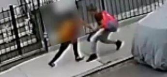 Vidéo : une femme se bat contre un voleur qui a tenté de lui arracher son téléphone