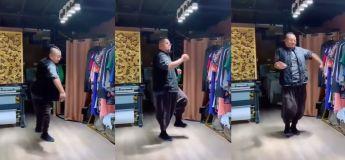 Cet homme danse magnifiquement comme un robot, incroyable !